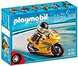 Playmobil - 5116 - Jeu de construction - Moto de course