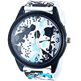 Super Drool Paint Splash Wrist Watch