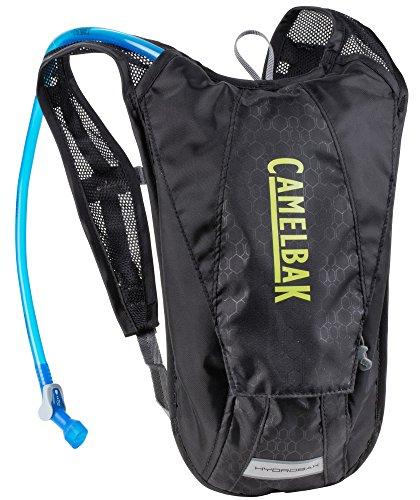 CamelBak 1122001900 - Mochila de hidratación, 2 l (Black/Yellow, No aplicable)