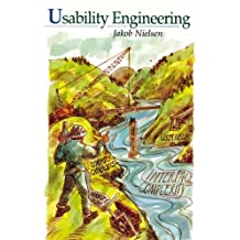 Usability Engineering by Nielsen, Jakob (1993) Paperback