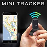 VANSH TRADE Mini GPS Tracker Long Standby Magnetic SOS Tracker Locator Device Voice Recorder Durable,Car,Bike