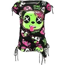 Killer Panda - Vestido - globo - para mujer