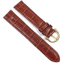 Maurice Lacroix ML-21609-19G-XL - Correa para reloj, piel, color marrón