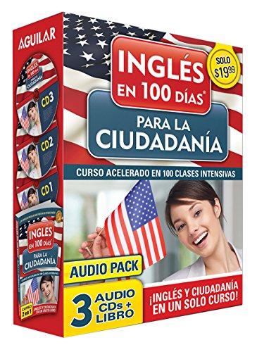 Inglés en 100 días para la ciudadanía Audio PK (Ingles En 100 Días / English in 100 Days) Pk Audio