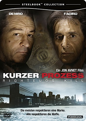 Bild von Kurzer Prozess - Righteous Kill / Steelbook Collection