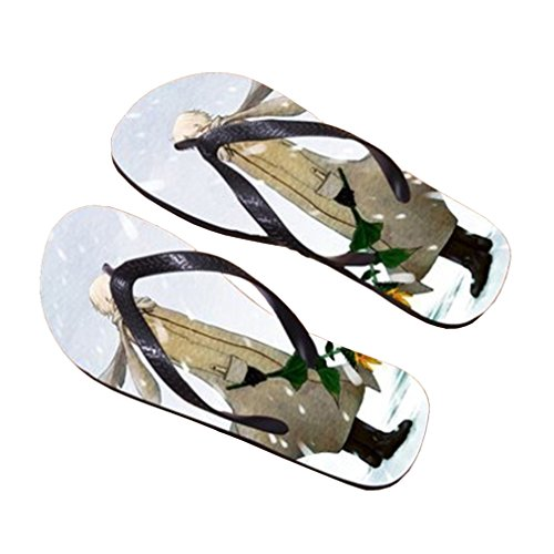 Bromeo Hetalia Axis Powers Anime Unisexe Flip Flops Tongs 111