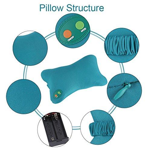 Zoom IMG-1 massaggi cuscino morbido collo kneading