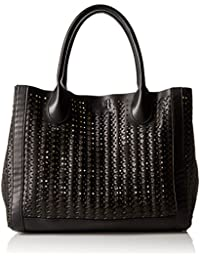 Steve Madden Bweavie Tote Bag with Pouch