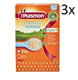 3x PLASMON la pastina Forellini Babynahrung nudeln ab 4 Monaten 320g