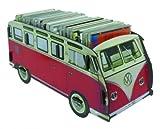 Werkhaus VW–Multibox Transporter, Rote Farbe