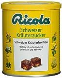 Ricola Schweizer-Kräuterzucker, 12er Pack (12 x 250 g Dose)