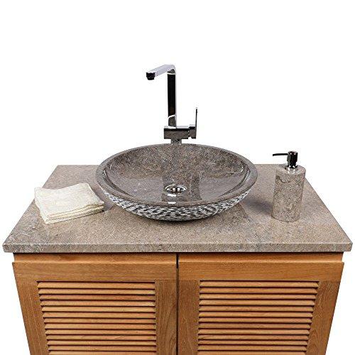 wohnfreuden-marmor-aufsatz-waschbecken-waschtisch-naturstein-rund-50-cm-grau-stein-handwaschbecken