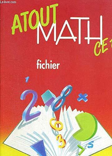 Atout math, CE1. Fichier