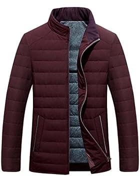 MHGAO abrigo de invierno chaqueta de negocio de los hombres al aire libre , red , xxxl