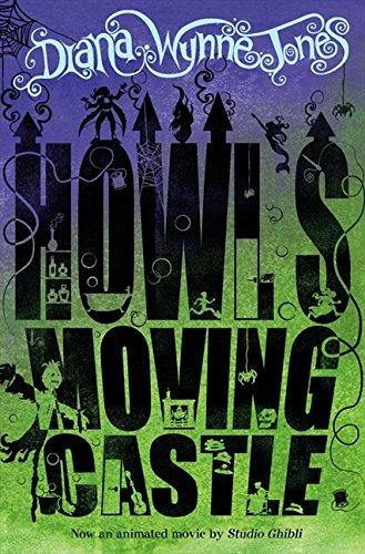 Howl's Moving Castle por Diana Wynne Jones