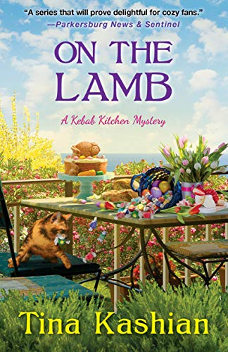 On the Lamb (A Kebab Kitchen Mystery Book 4)