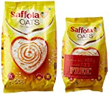 #10: Saffola Oats, 1kg with Free Oats, 400g