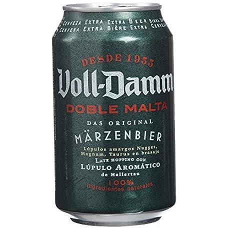 Voll Damm Doble Malta Cerveza 330 ml