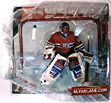 McFarlane NHL Series 1: Jose Theodore Montreal Canadians Goalie RED JERSEY by Unknown
