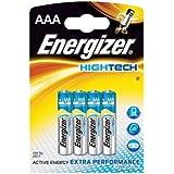 Energizer 637445High Tech AAA/LR6FSB4–Espace de 4piles alcalines