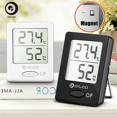 Digoo DG-TH1130 surveillance numérique d'humidité de température hygromètre thermomètre...