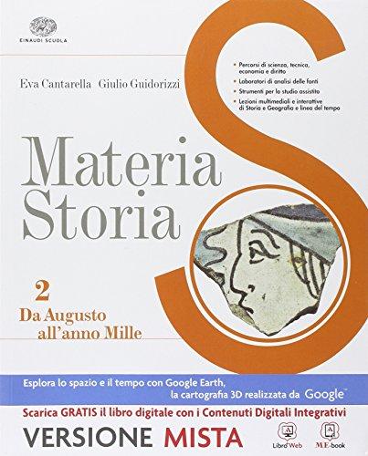 Materia storia. Per gli Ist. professionali. Con e-book. Con espansione online: 2