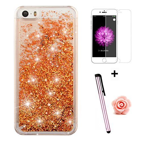 custodia-per-iphone-6s-iphone-6s-custodia-glitter-toyym-trasparente-glitter-quicksands-flowing-bling