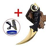 Karambit Jagdmesser Streik-Greifer-Messer taktisches Überlebens-Werkzeug Camping Messer