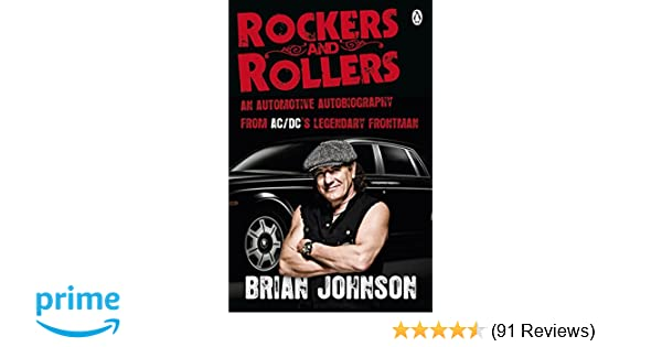 Rockers and Rollers. An Automotive Autobiography