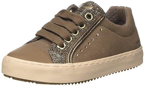 b04b81af8fefcd Geox J Kalispera J, Sneakers Basses Fille, (DK Beige), 29 EU