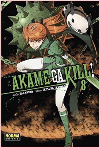Akame Ga Kill! 8 por Tetsuya Tashiro Takahiro