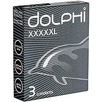 Dolphi «XXXXXL» 3 große Kondome (56mm) preisvergleich bei billige-tabletten.eu