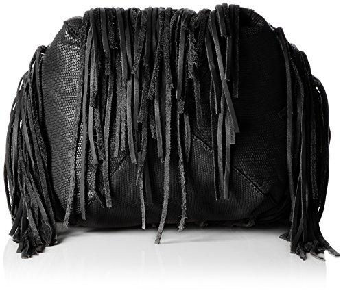 Tosca Blu LADY TEA, Sacs portés épaule Noir - Schwarz (BLACK C99)