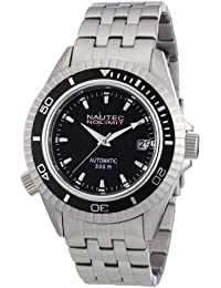 Nautec No Limit Men's Shore Watch SH AT/STSTBKBK