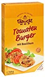 Bauckhof Tomaten-Basilikum-Burger (140 g) - Bio