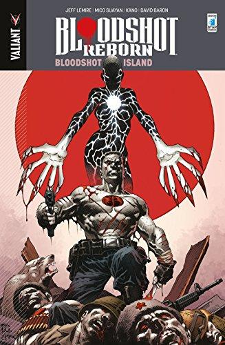 Bloodshot reborn: 4