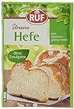 RUF Hefe ohne Emulgator, 10er Pack (10 x 27 g)