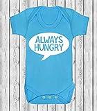 Immer Hungry Baby Weste Strampler Body Baby Dusche Geschenke Lustige Baby Kleidung