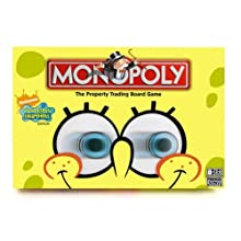 Monopoly - Spongebob Squarepants Edition