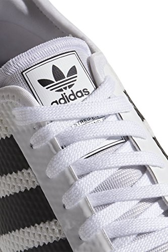 best service c6233 eb63d grey Homme Runner One De F17 Adidas ftwr Cls Cassé Iniki core Gymnastique  White Blanc Chaussures Black OYwSTHq