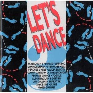 Dancefloor Filler 70s 80s (CD, 16 Tracks, Various) Yarbrough & Peoples Don