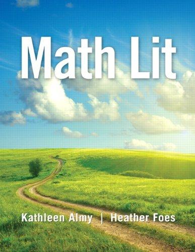 Math Lit Plus MyMathLab -- Access Card Package