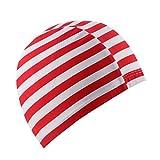 Mode-Design Luxus-Schwimmen Badekappe / Langes Haar Frauen Schwimmen Caps