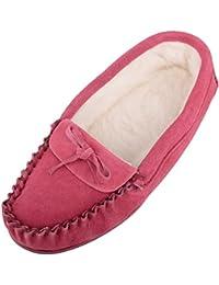 Zapatos fucsia Snugrugs para mujer uFoYdOuD