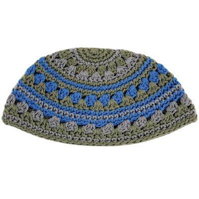 pa Frik Stil, zweifarbiges Muster, der jüdischen Hüte Arbeit, zweifarbiges Muster, CUPPLES ()