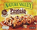 Nature Valley Protein Bars Peanut & Chocolate Gluten Free 26 x 40g = 1040g from Nature Valley