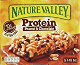 Best Protein Cereals - Nature Valley Protein Bars Peanut & Chocolate Gluten Review