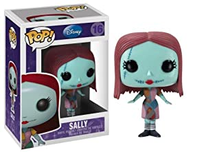 From Tim Burtons classic movieThe Nightmare Before Christmascomes Sally! This 3 3/4-inch Sally Pop! Vinyl Figure presents one of the most beloved characters in Disneys rich pantheon, poised to add some pop culture to your house in a unique stylized f...