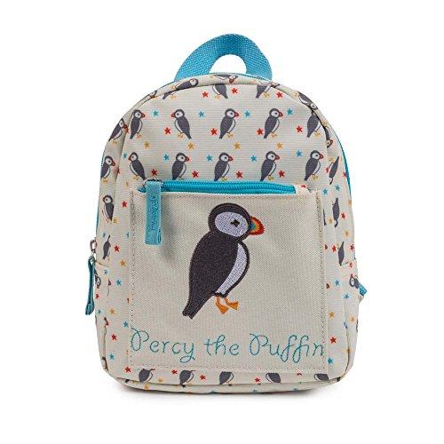 Pink Lining Kinderrucksack Mini Backpack Percy the Puffin mit Sicherheitsleine