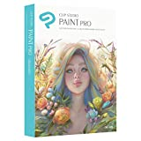 CLIP STUDIO PAINT PRO - NEU - für Microsoft Windows und macOS (Deutsche Version) -